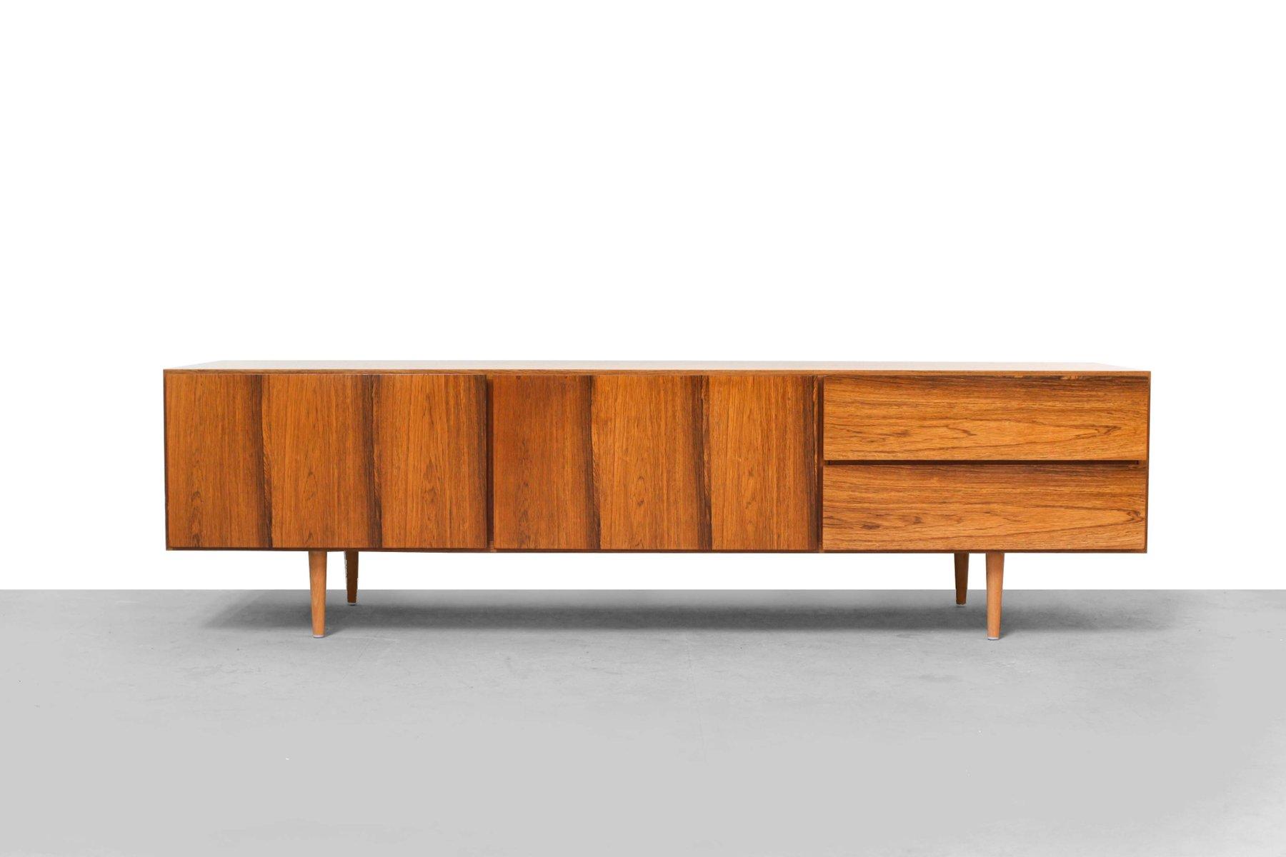 deutsches mid century palisander sideboard 1960er bei. Black Bedroom Furniture Sets. Home Design Ideas