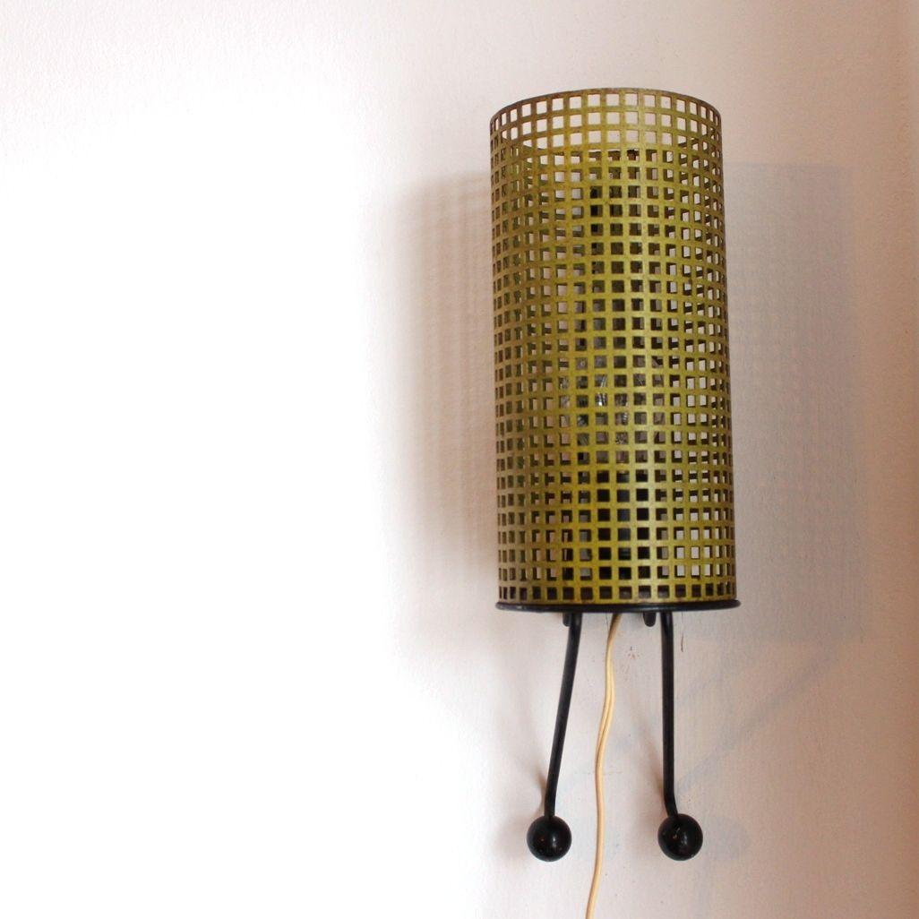 lampe murale vintage industrielle par tjerk reijenga pour. Black Bedroom Furniture Sets. Home Design Ideas