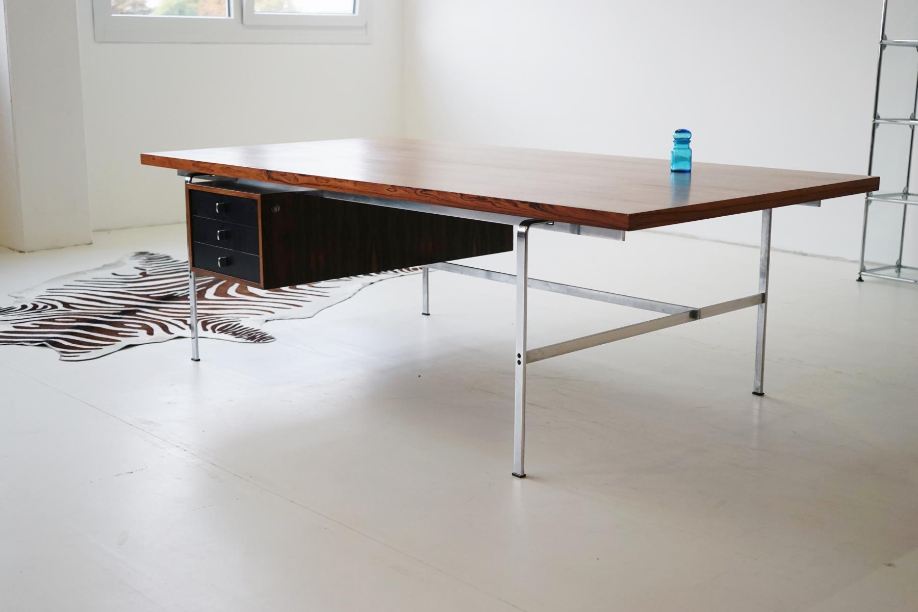 palisander schreibtisch von fabricius kastholm f r kill. Black Bedroom Furniture Sets. Home Design Ideas