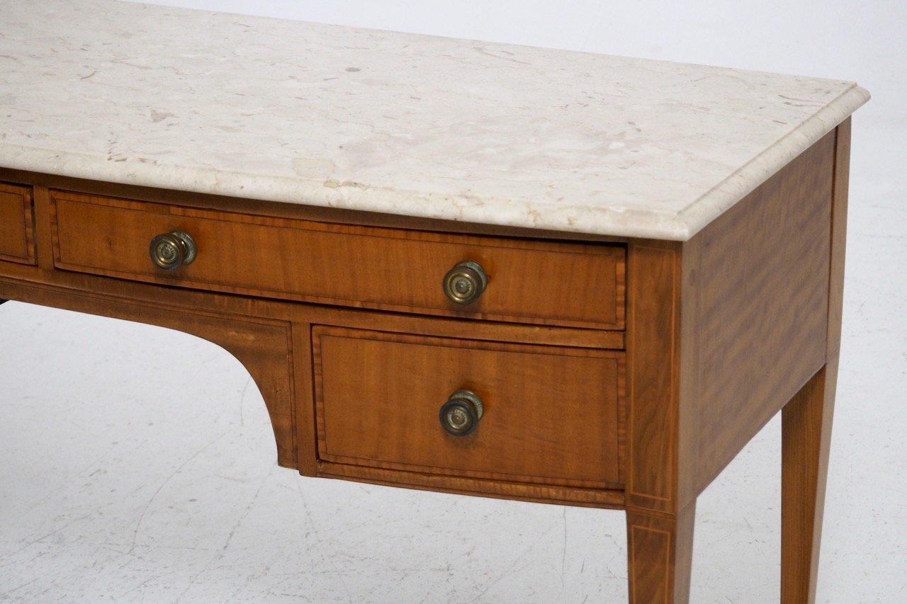 Antikes Amerikanisches Sideboard Aus Seidenholz 1820er Bei Pamono Kaufen