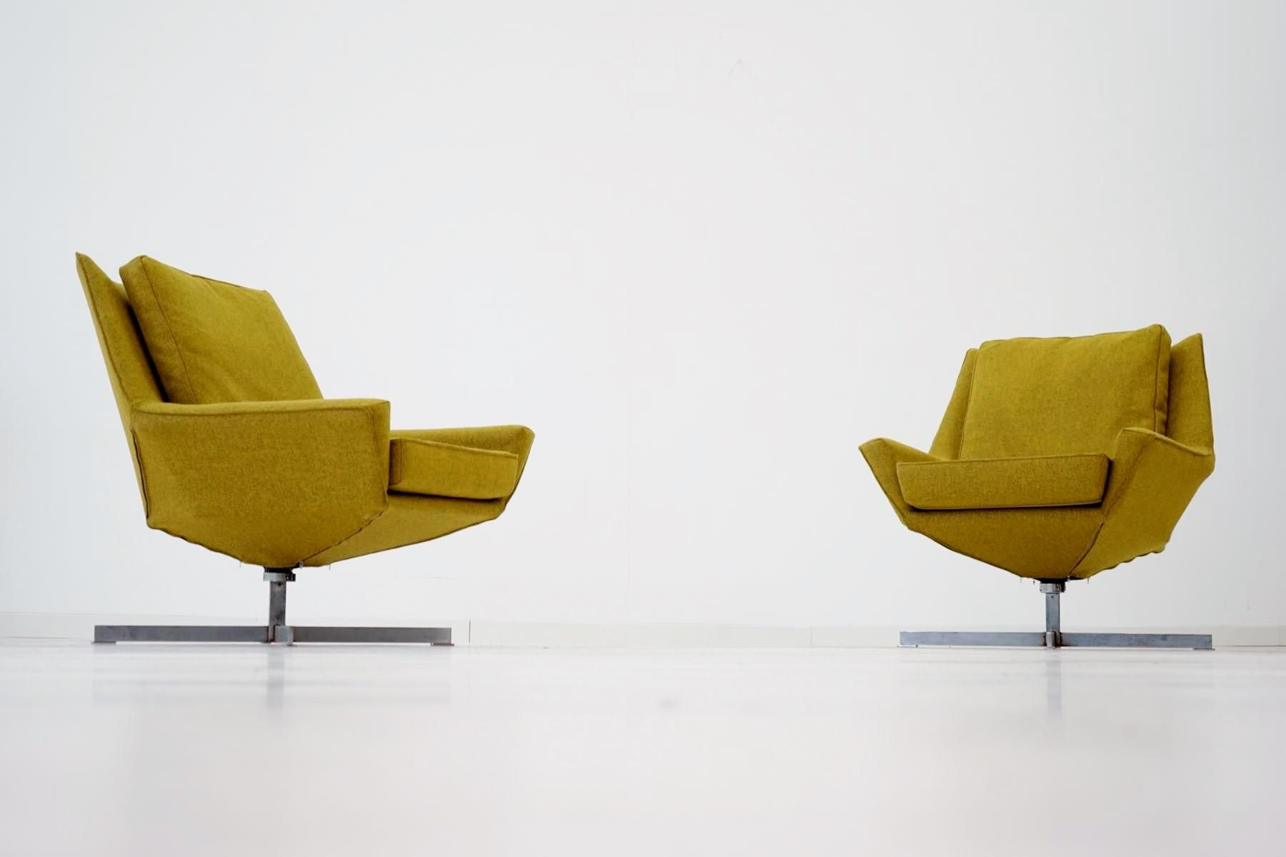 Lounge chairs from knoll 1950s set of 2 for sale at pamono - Knoll inc chairs ...