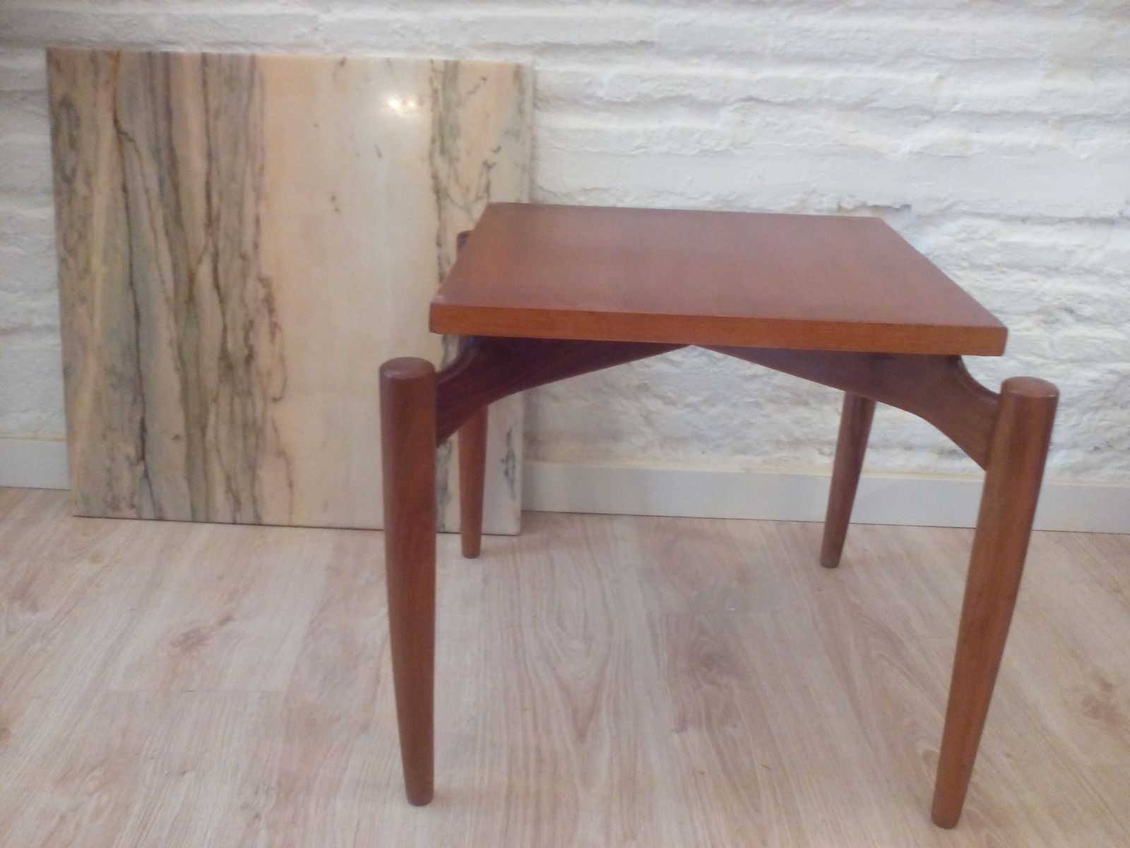 Coffee Table by Greta Grossman 1960s for sale at Pamono