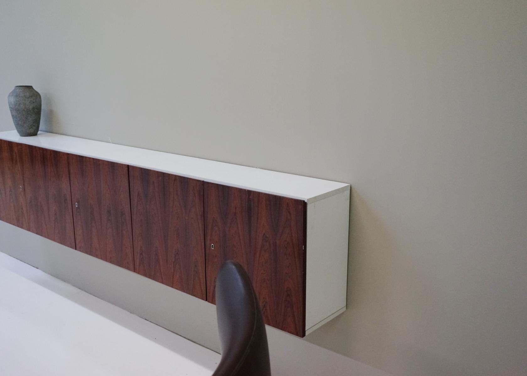 rosewood sideboard from rve rincklake van endert 1965 for sale at pamono. Black Bedroom Furniture Sets. Home Design Ideas