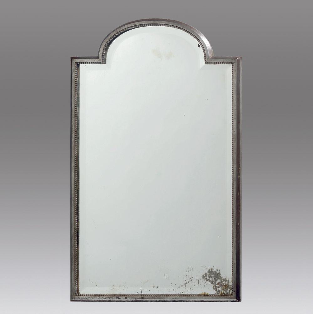 Wrought Iron Wall Mirror by Edgar Brandt, 1920s for sale at Pamono