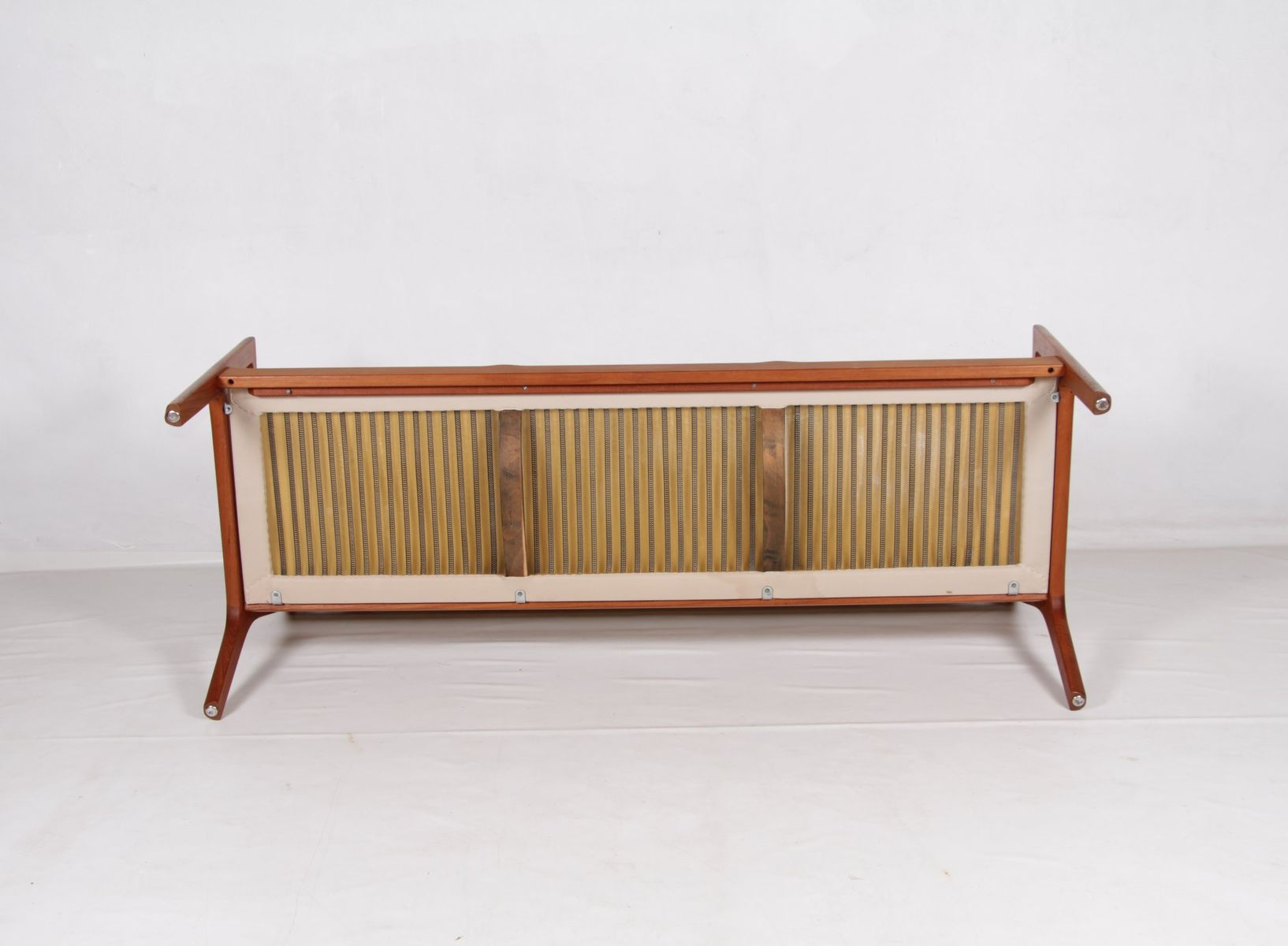 Teak Sofa by Ole Wanscher for France & S¸n 1960s for sale at Pamono