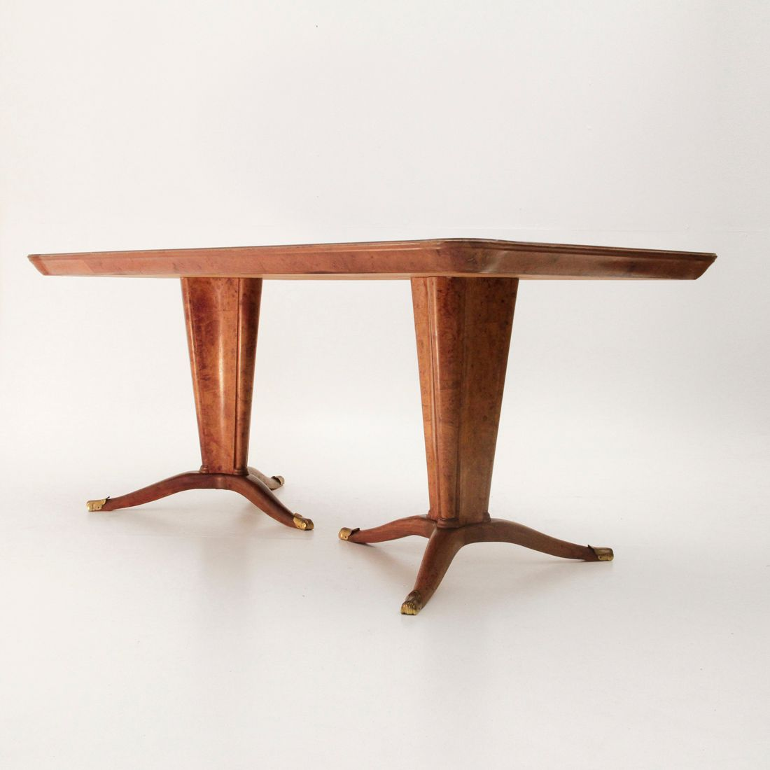 Italian Mid Century Dining Table For Sale At Pamono
