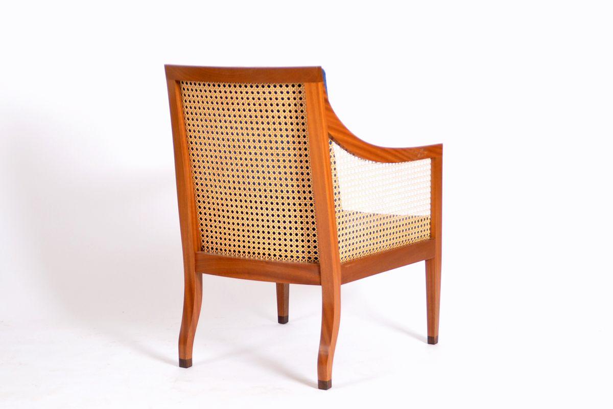 d nischer mahagoni stuhl model 4488 von kaare klint f r rud rasmussen 1930er bei pamono kaufen. Black Bedroom Furniture Sets. Home Design Ideas