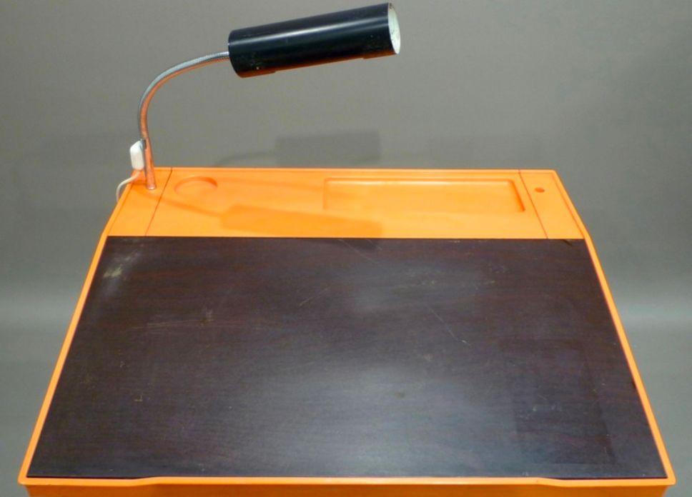 modular office deskluigi colani for flototto, 1970s for sale