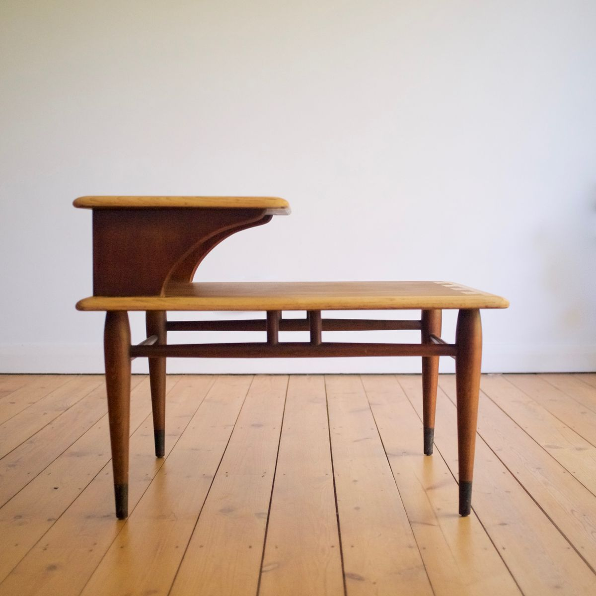 Mid Century Side Table By Andre Bus For Lane Furniture For Sale At Pamono