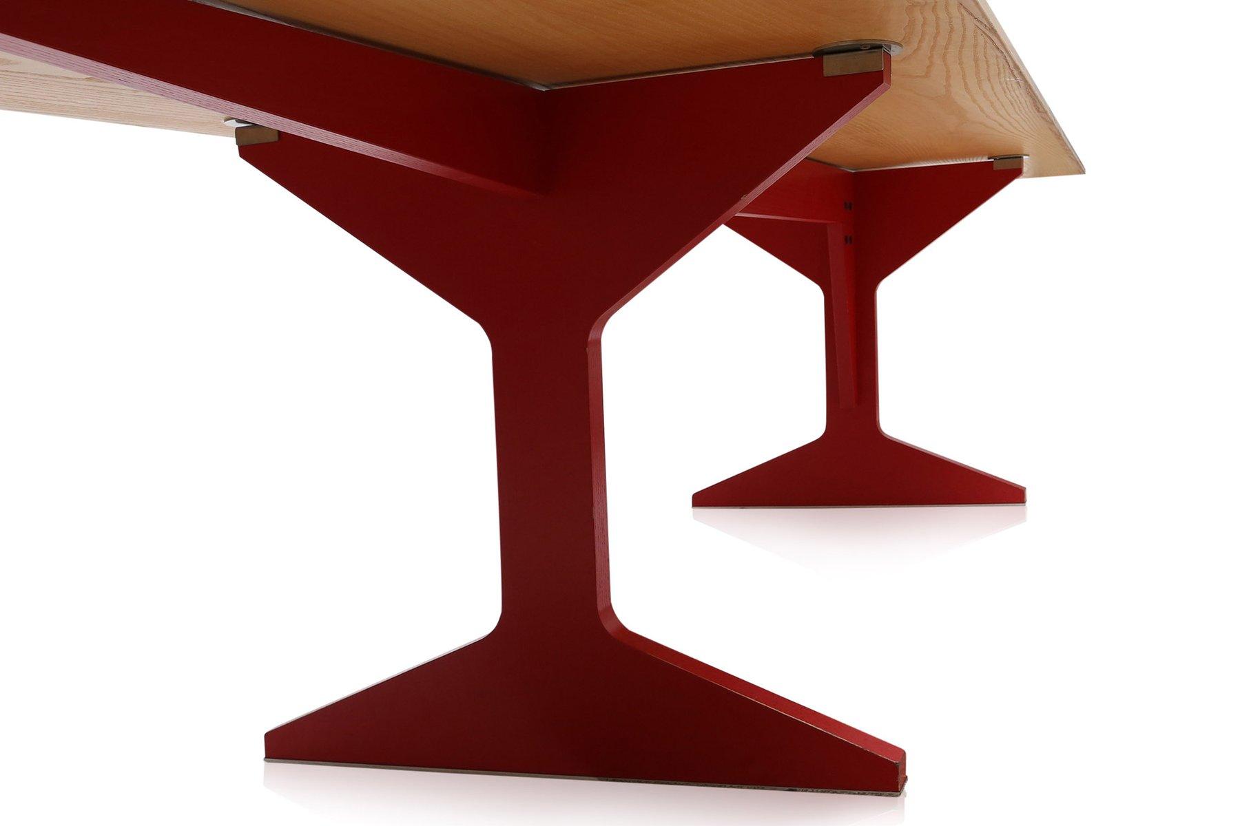 vintage m40 tisch von marcel breuer f r tecta bei pamono. Black Bedroom Furniture Sets. Home Design Ideas