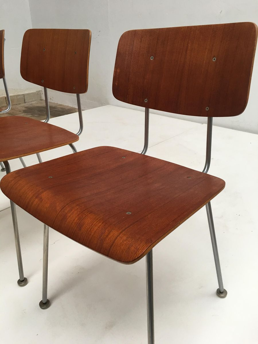 modell 1263 st hle und esstisch von a r cordemeyer f r. Black Bedroom Furniture Sets. Home Design Ideas