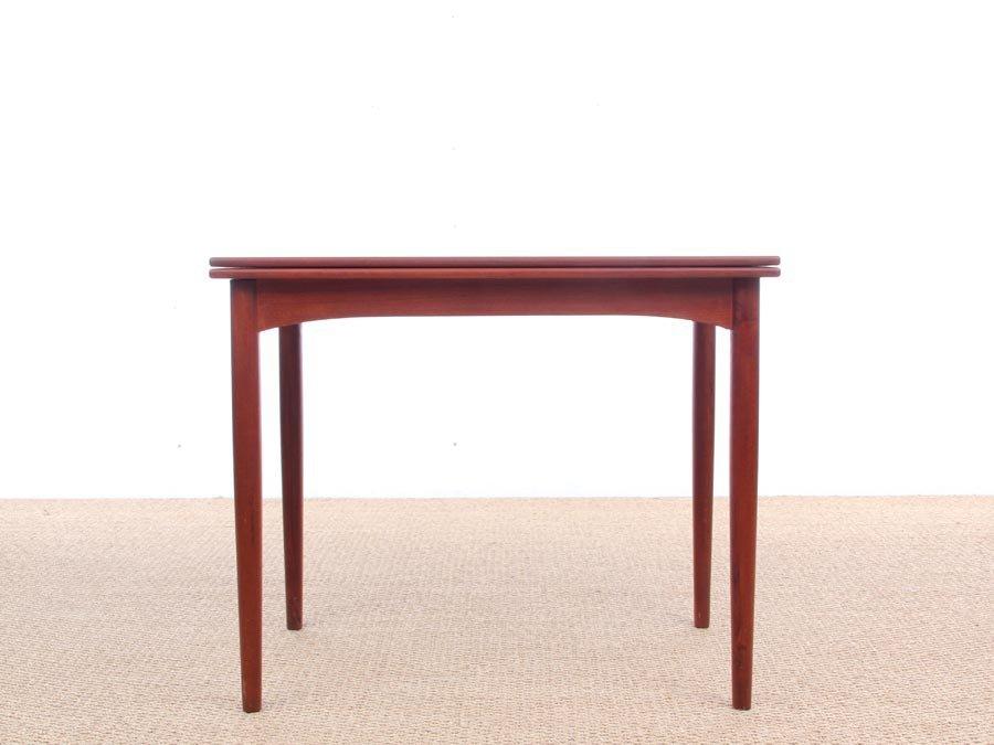 Mid Century Modern Danish Dining Table By Borge Mogensen For Soborg  Mobelfabrik, 1958