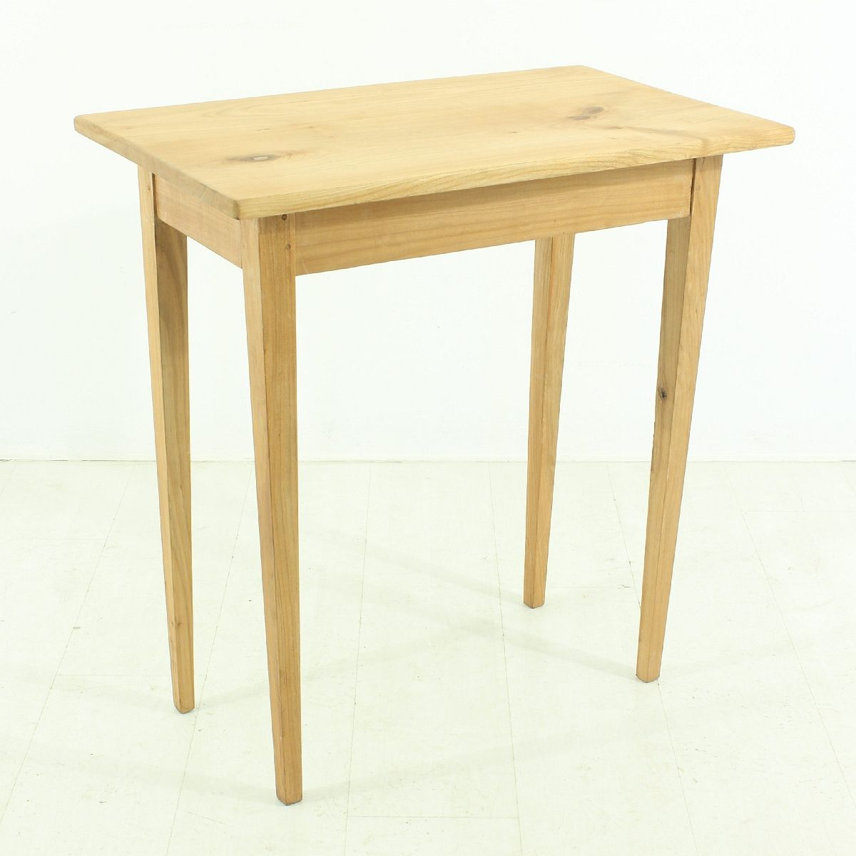 Biedermeier style cherry side table for sale at pamono for Cherry side table