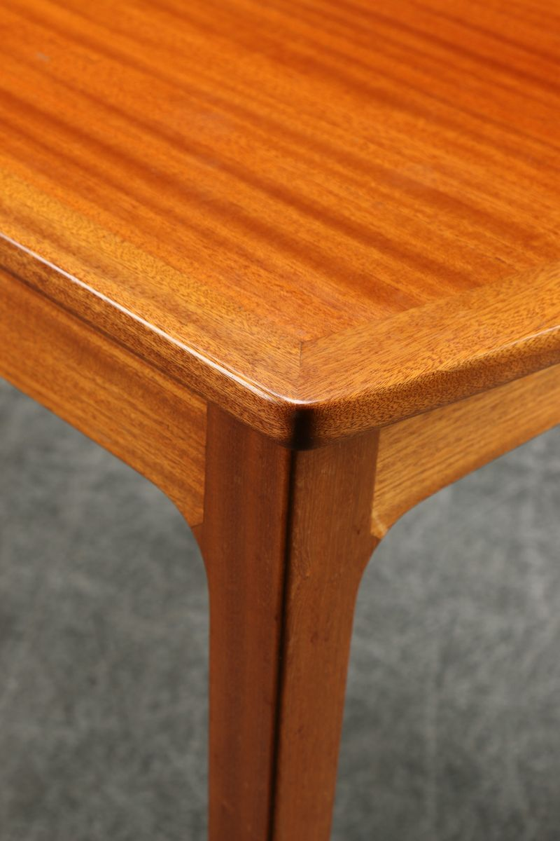 Mahogany Coffee Table by Ole Wanscher for A J Iversen 1970s for
