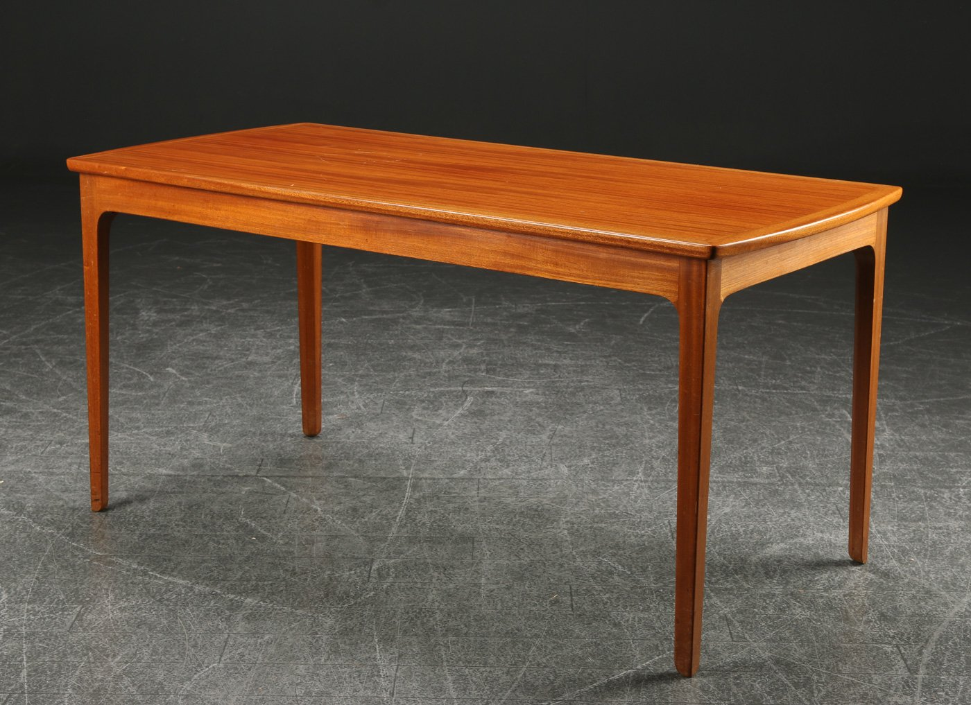 Mahogany Coffee Table By Ole Wanscher For A J Iversen 1970s For Sale At Pamono
