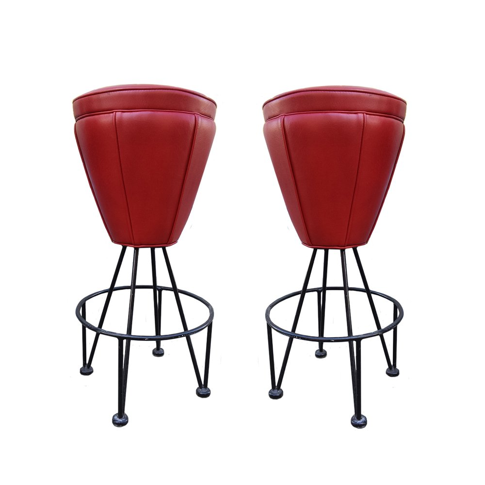 Wrought Iron Bar Stool 1970s For Sale At Pamono