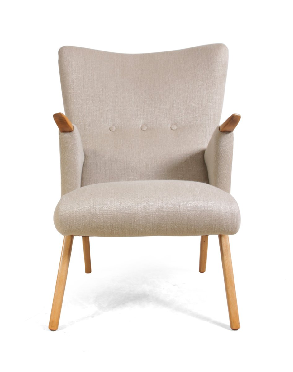 Mid Century French Chair 1950s For Sale At Pamono