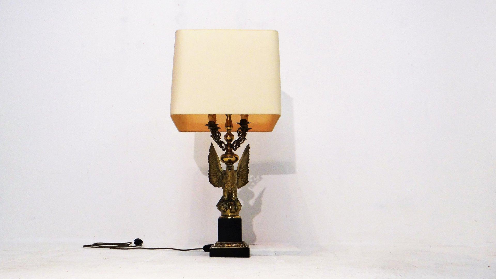 mid century adler lampe von maison charles bei pamono kaufen. Black Bedroom Furniture Sets. Home Design Ideas