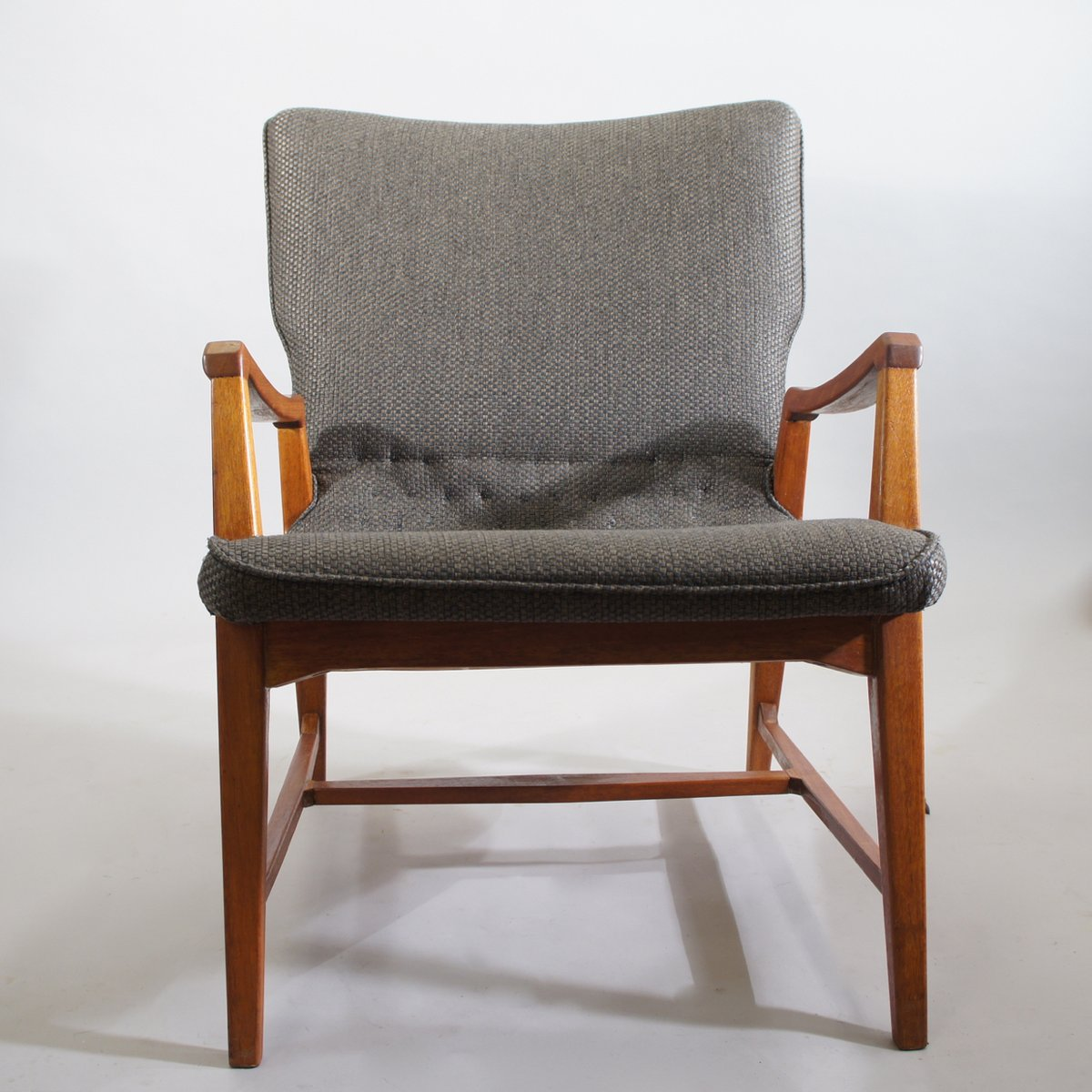 vintage easy chair by carl cederholm for stil form for
