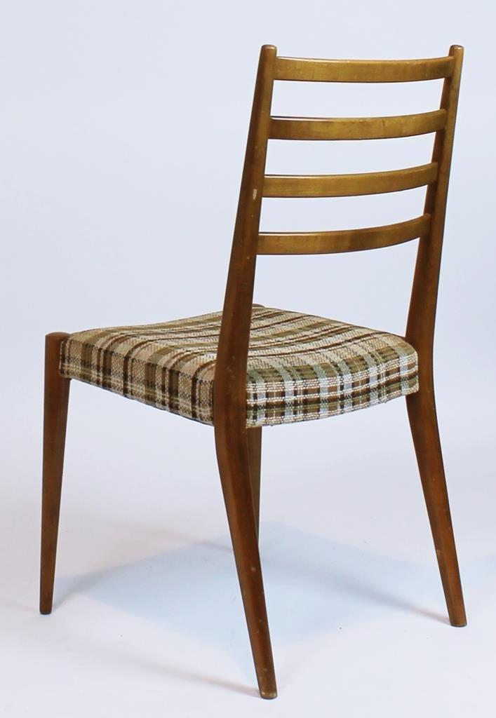 sterreichischer stuhl von wiesner hager 1950er bei pamono kaufen. Black Bedroom Furniture Sets. Home Design Ideas