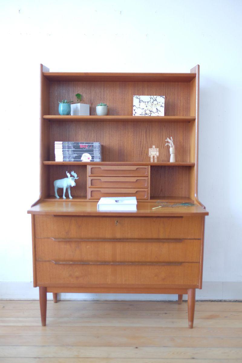 d nischer mid century sekret r 1950er bei pamono kaufen. Black Bedroom Furniture Sets. Home Design Ideas