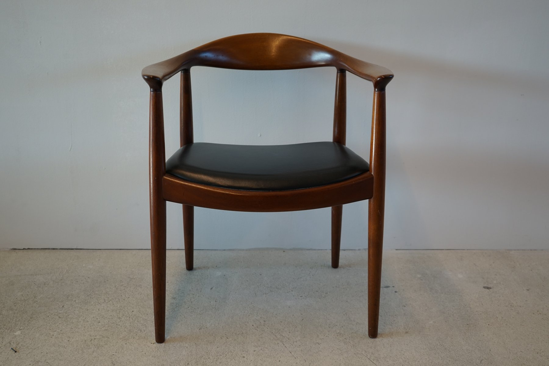 The Chair 503 by Hans J Wegner for Johannes Hansen for sale at Pamono