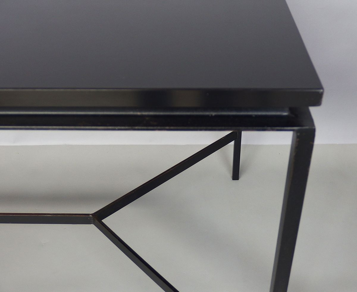 cm172 table by pierre paulin for thonet 1950s for sale at pamono. Black Bedroom Furniture Sets. Home Design Ideas