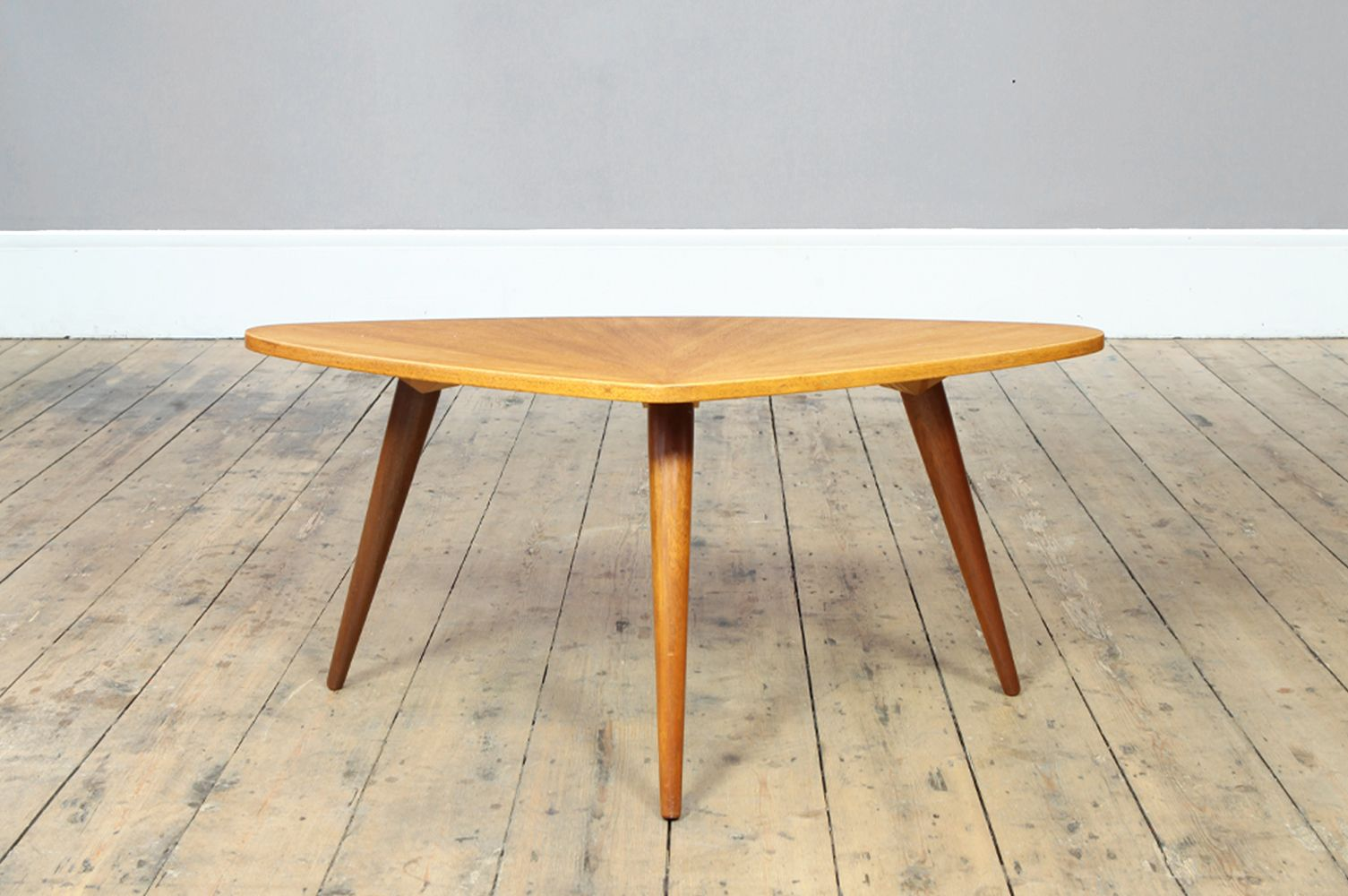 Tapered Coffee Table Legs Dutch Coffee Table With Tapered Legs 1960s For Sale At Pamono