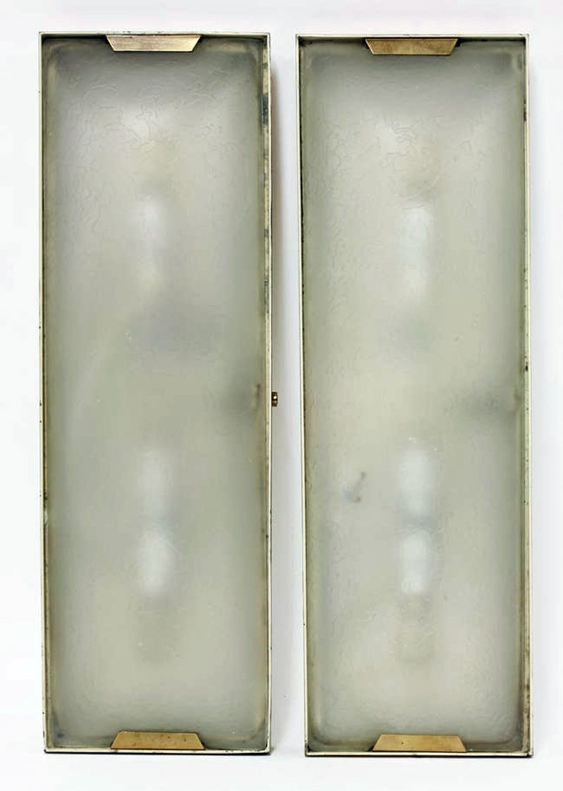 Vintage Model 1139 Wall Lamps from Stilnovo for sale at Pamono