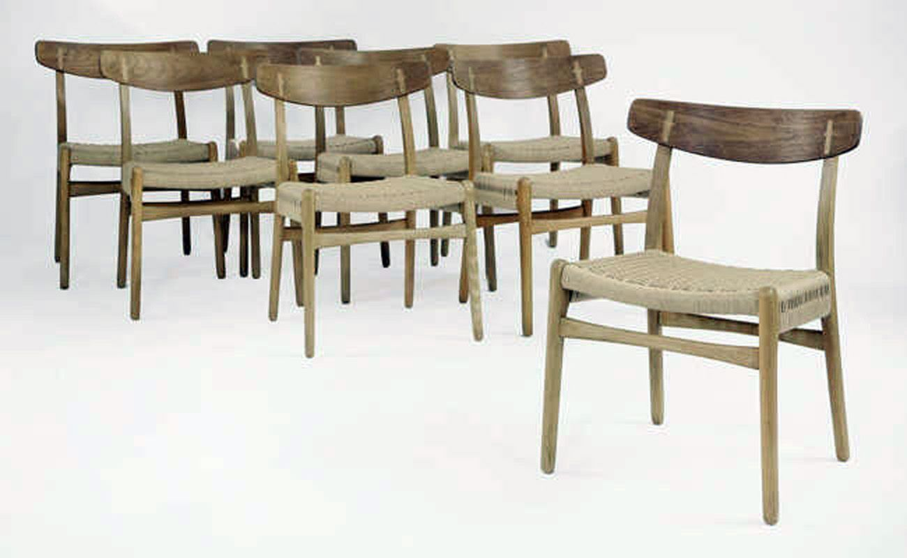 Carl Hansen Chairs ch23 dining chairshans j. wegner for carl hansen and søn