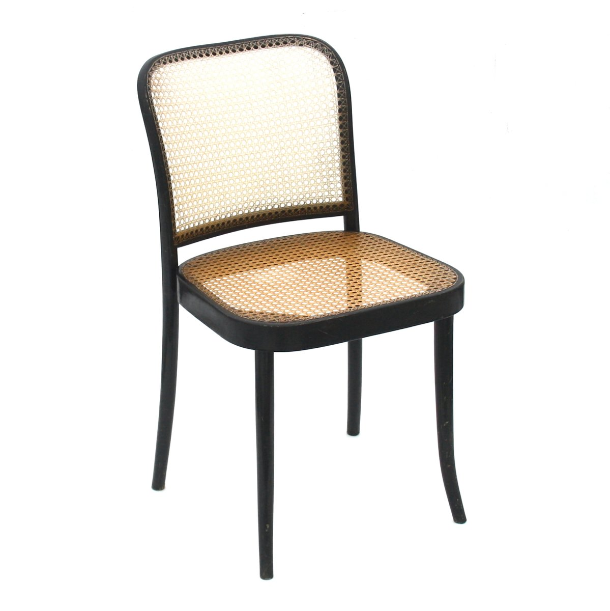 Vintage Czech Model 811 Chair From TON