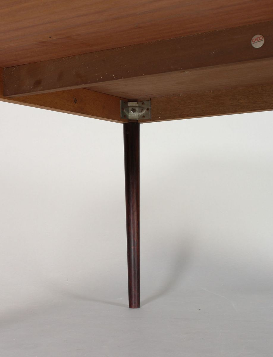 Mid Century Rosewood Diplomat Series Dining Or Conference