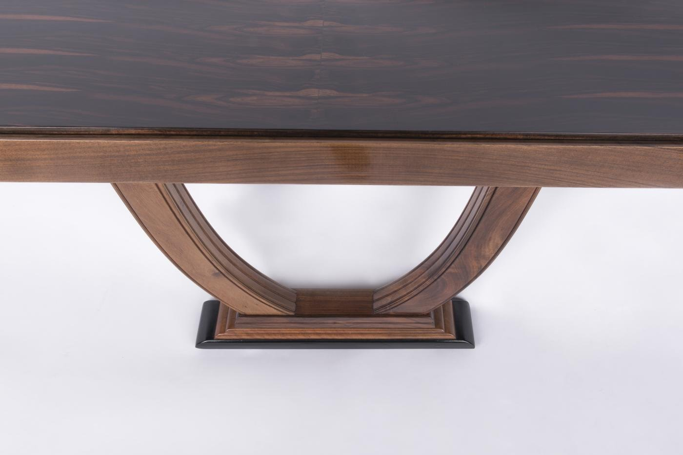 Art deco console table 1930s for sale at pamono for Miroir art deco 1930