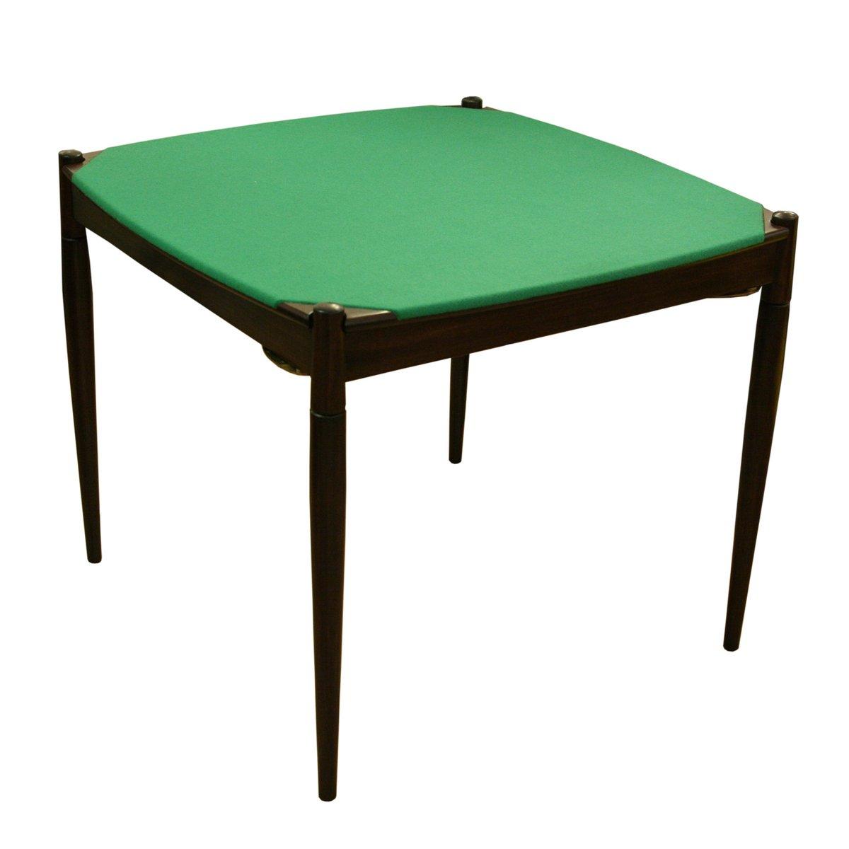 table de poker ou de salon vintage par gio ponti pour fratelli
