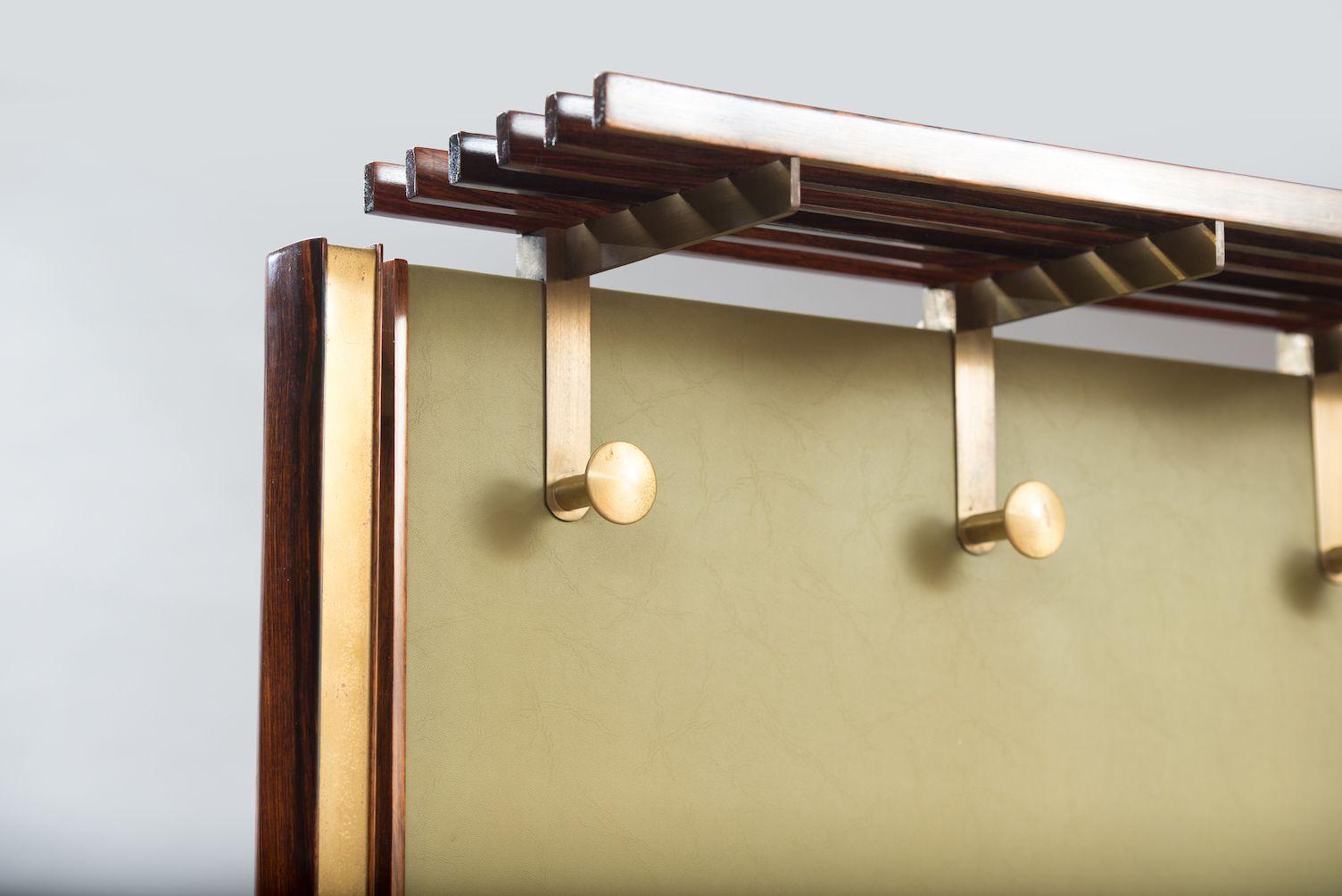 Italienische mid century garderobe bei pamono kaufen for Garderobe italienisches design