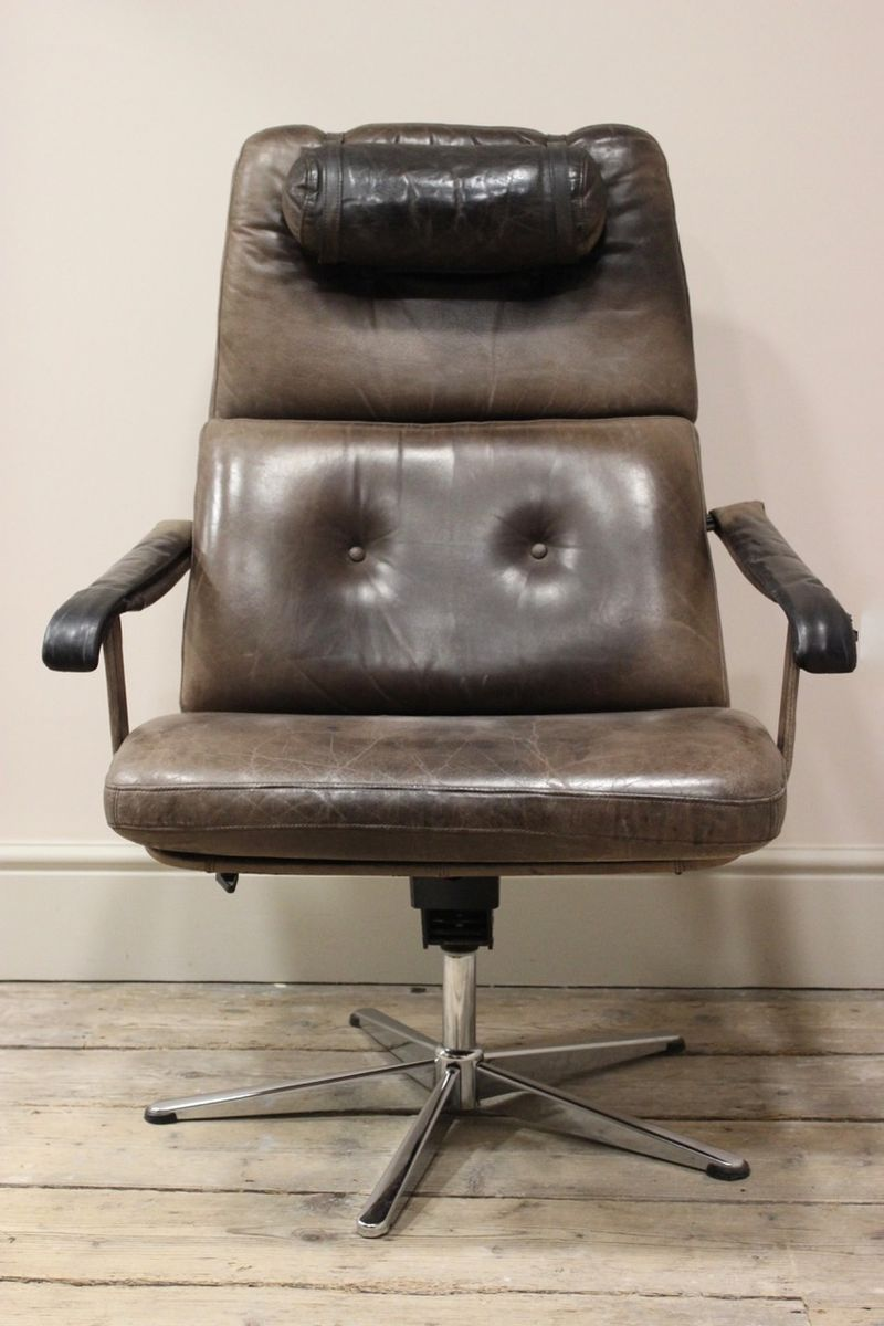 Mid Century American Executive Office Chair For Sale At Pamono