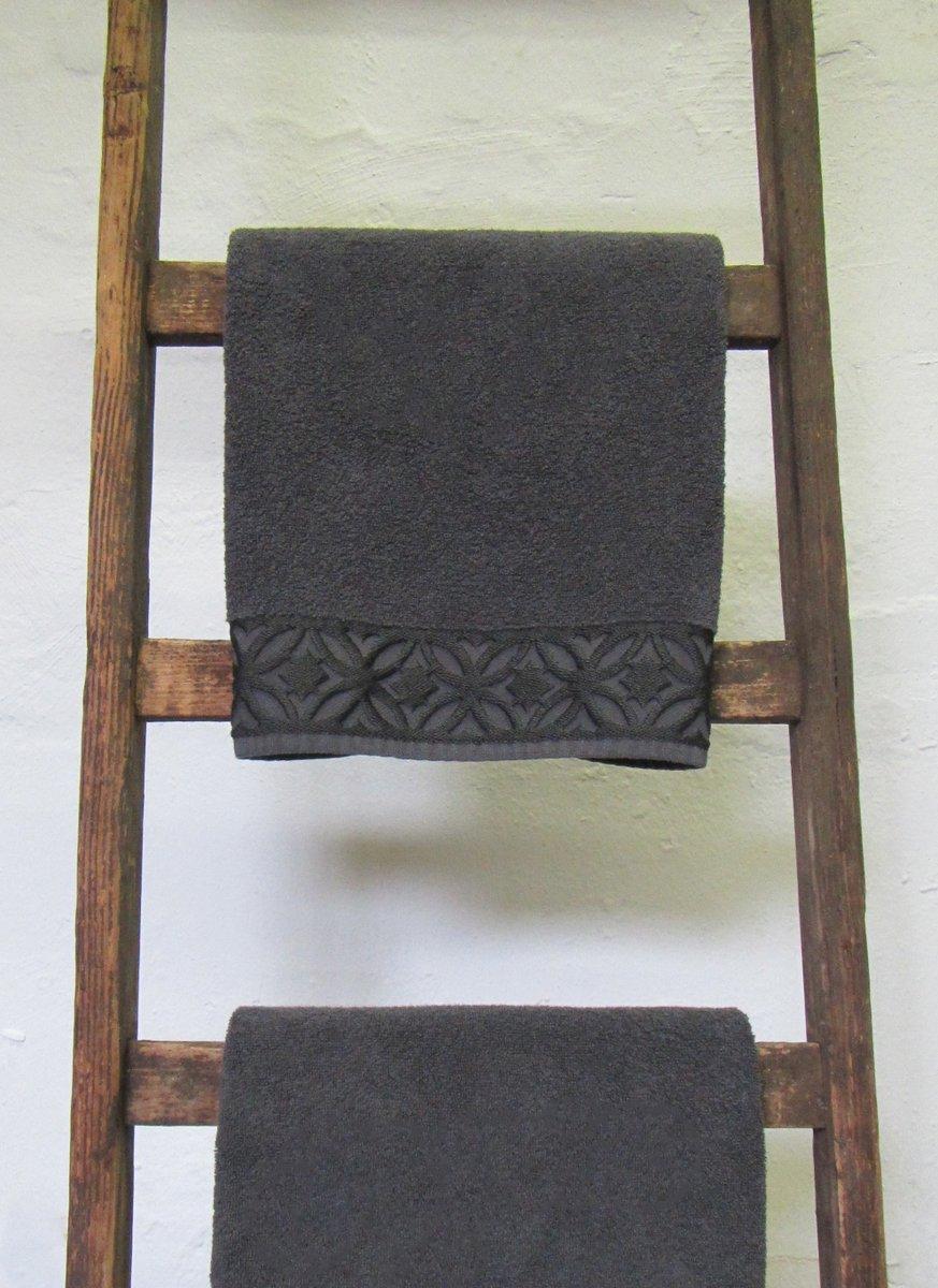 belgische vintage industrie leiter aus holz bei pamono kaufen. Black Bedroom Furniture Sets. Home Design Ideas