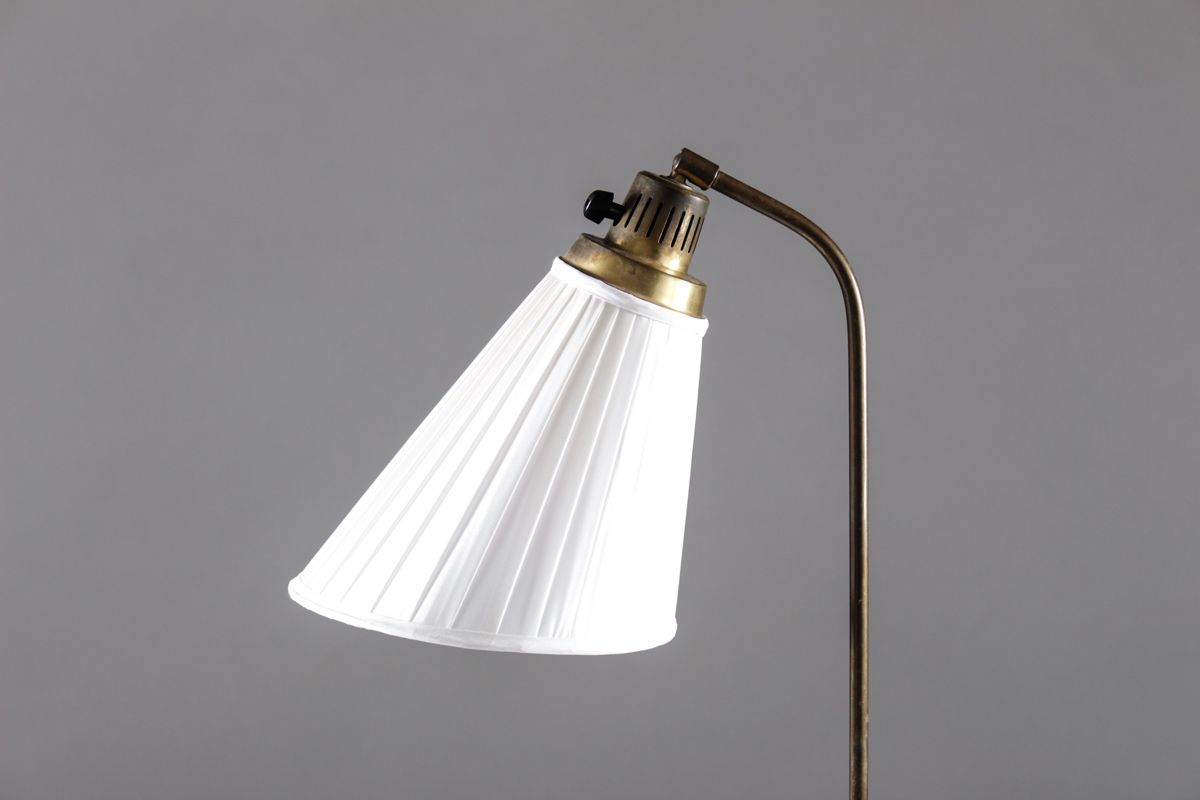 Floor Lamp by Hans Bergström for Ateljé Lyktan, 1940s for sale at ...