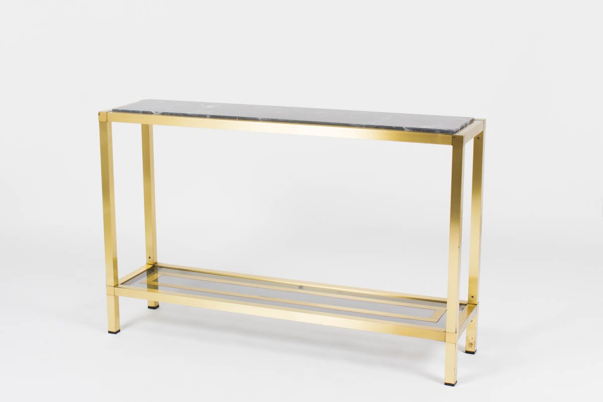 50s retro console table - photo #28