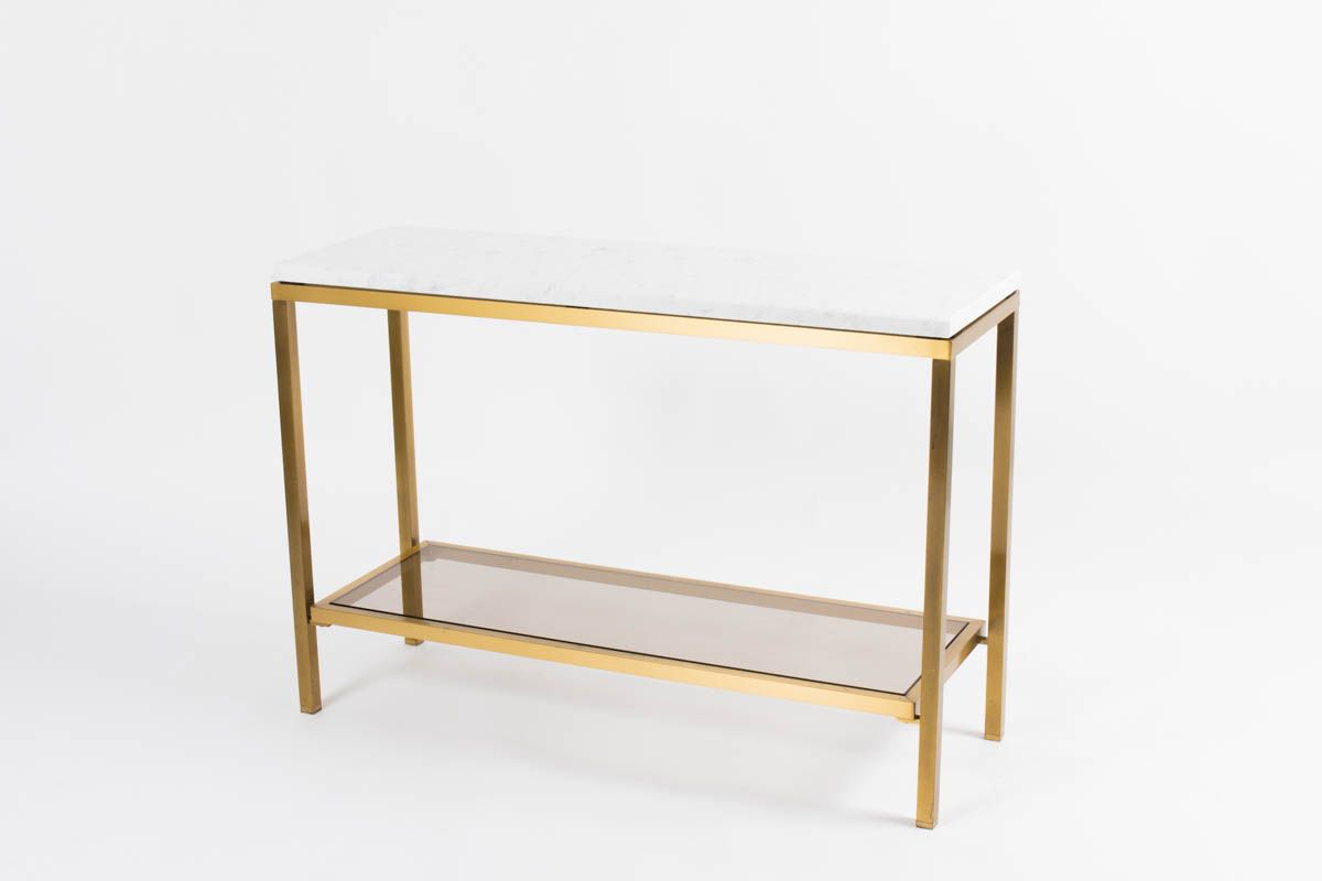 50s retro console table - photo #6