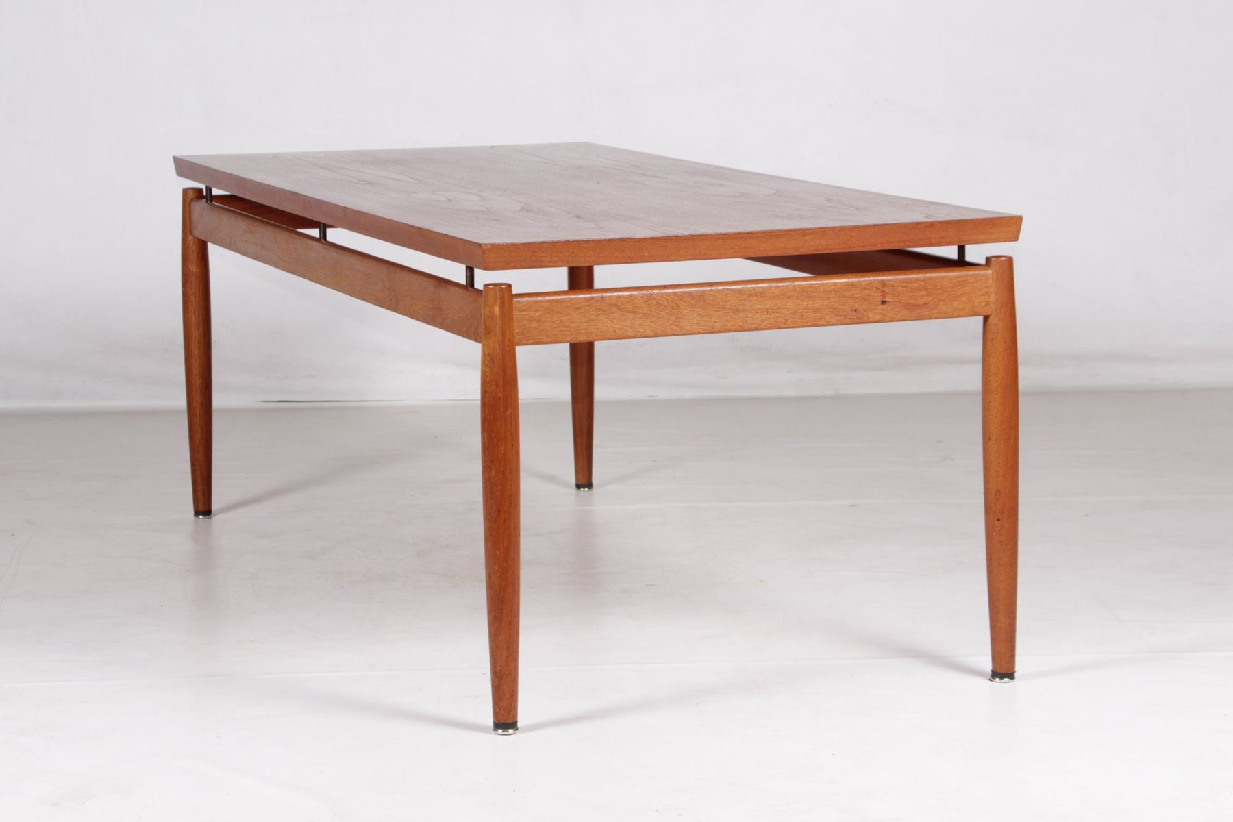 teak table by finn juhl for france u0026 son 1960s for sale at pamono