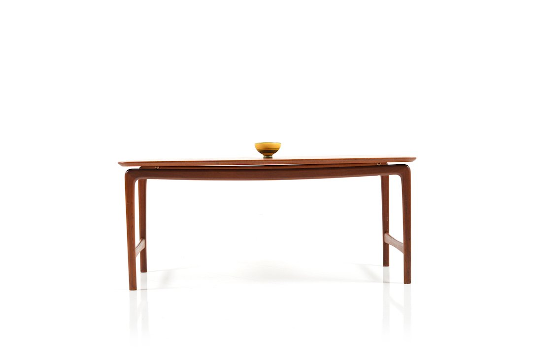 midcentury sofa table by peter hvidt  orla mølgaard nielsen for  - midcentury sofa table by peter hvidt  orla mølgaard nielsen for france daverkosen