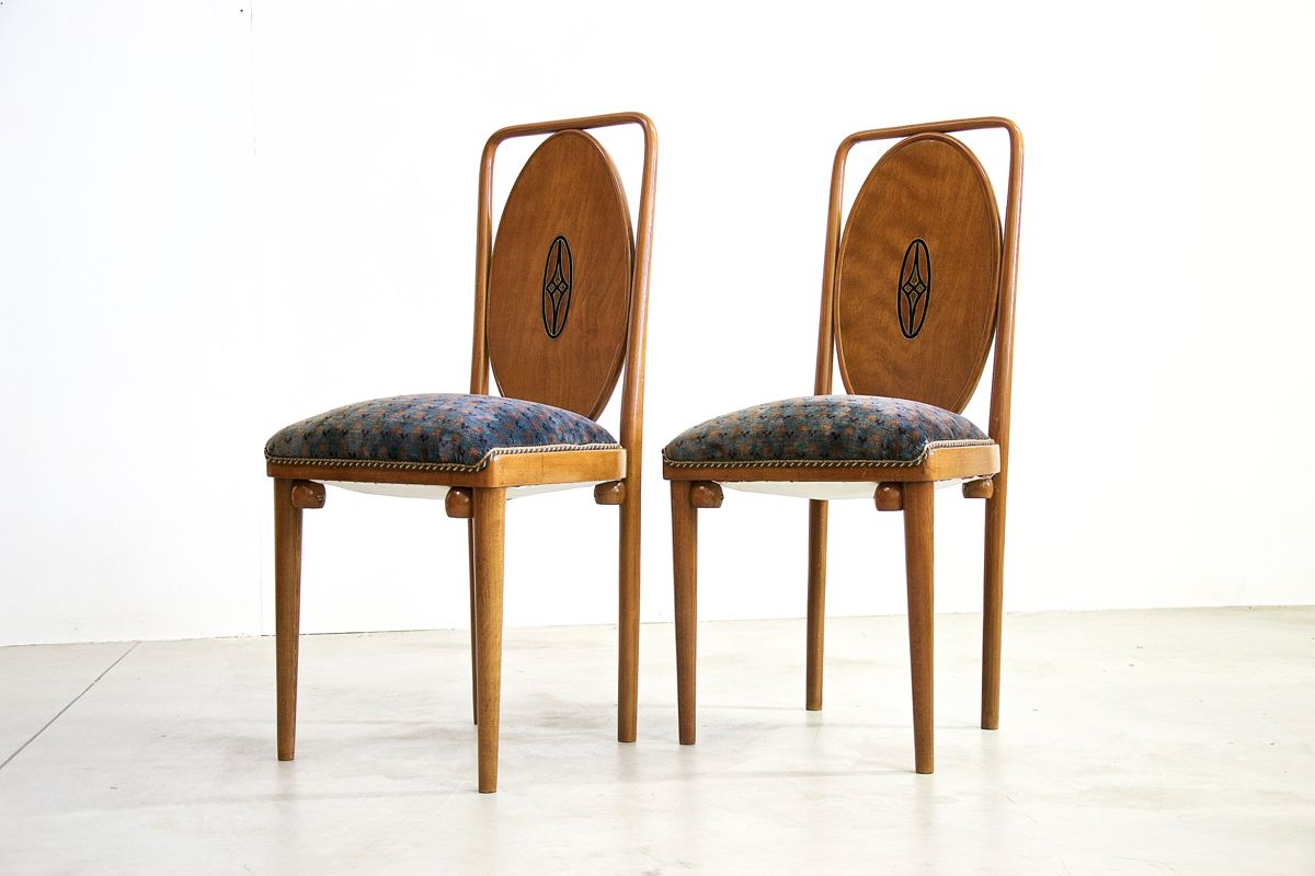 Antique furniture chair - Antique Chairs From Jacob Josef Kohn