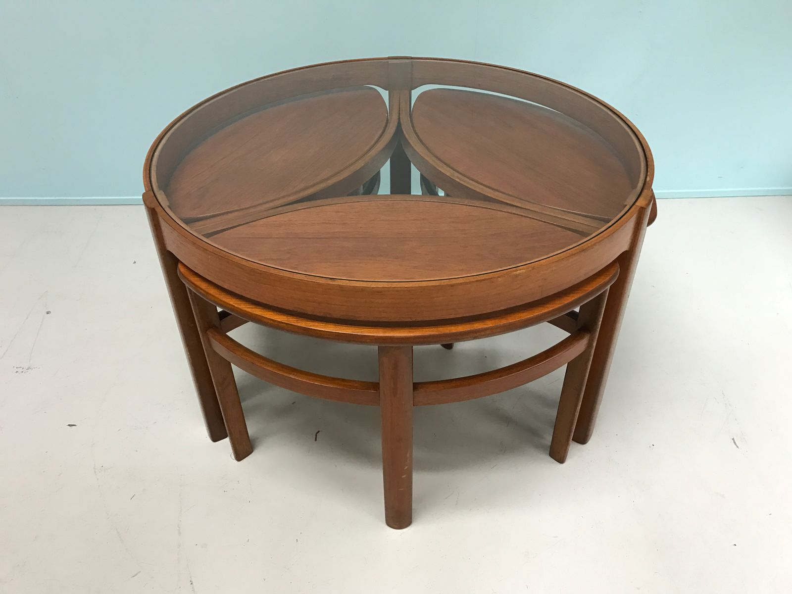 vintage coffee table by grete jack for glostrup for sale at