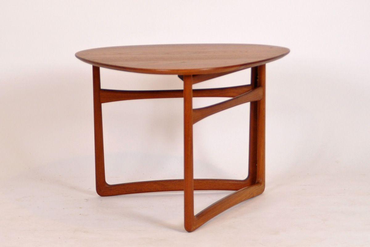 Vintage FD18/57 Folding Table By Peter Hvidt U0026 Orla Mølgaard Nielsen For  France U0026 Daverkosen
