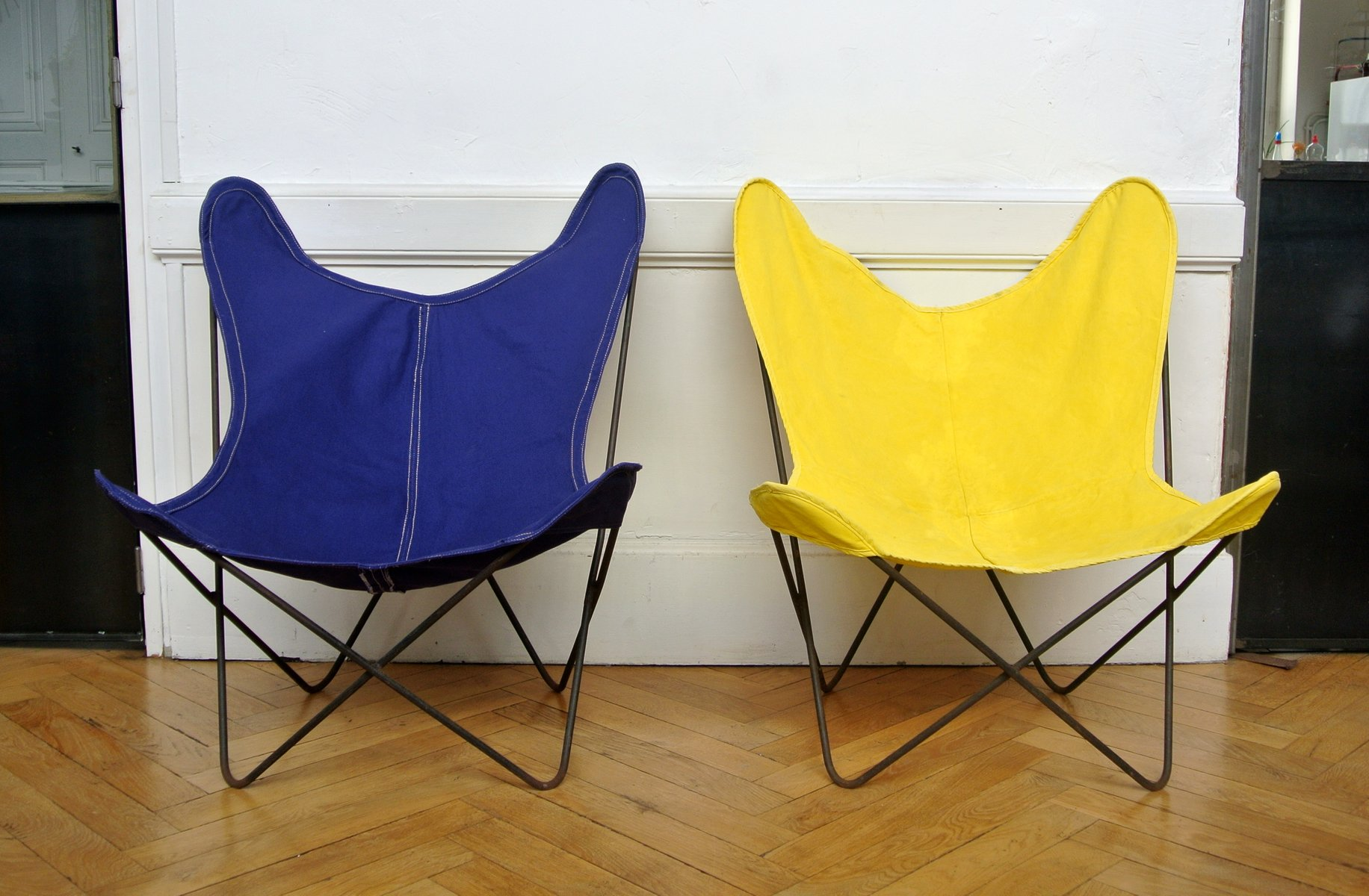 Vintage BKF Butterfly Chair from Artek Pascoe for sale at Pamono