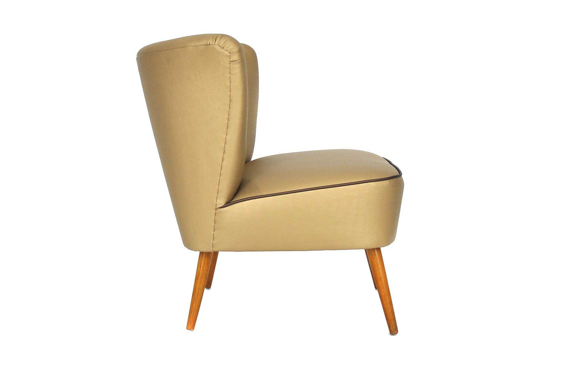 sterreichischer cocktail sessel aus buche 1950er bei. Black Bedroom Furniture Sets. Home Design Ideas