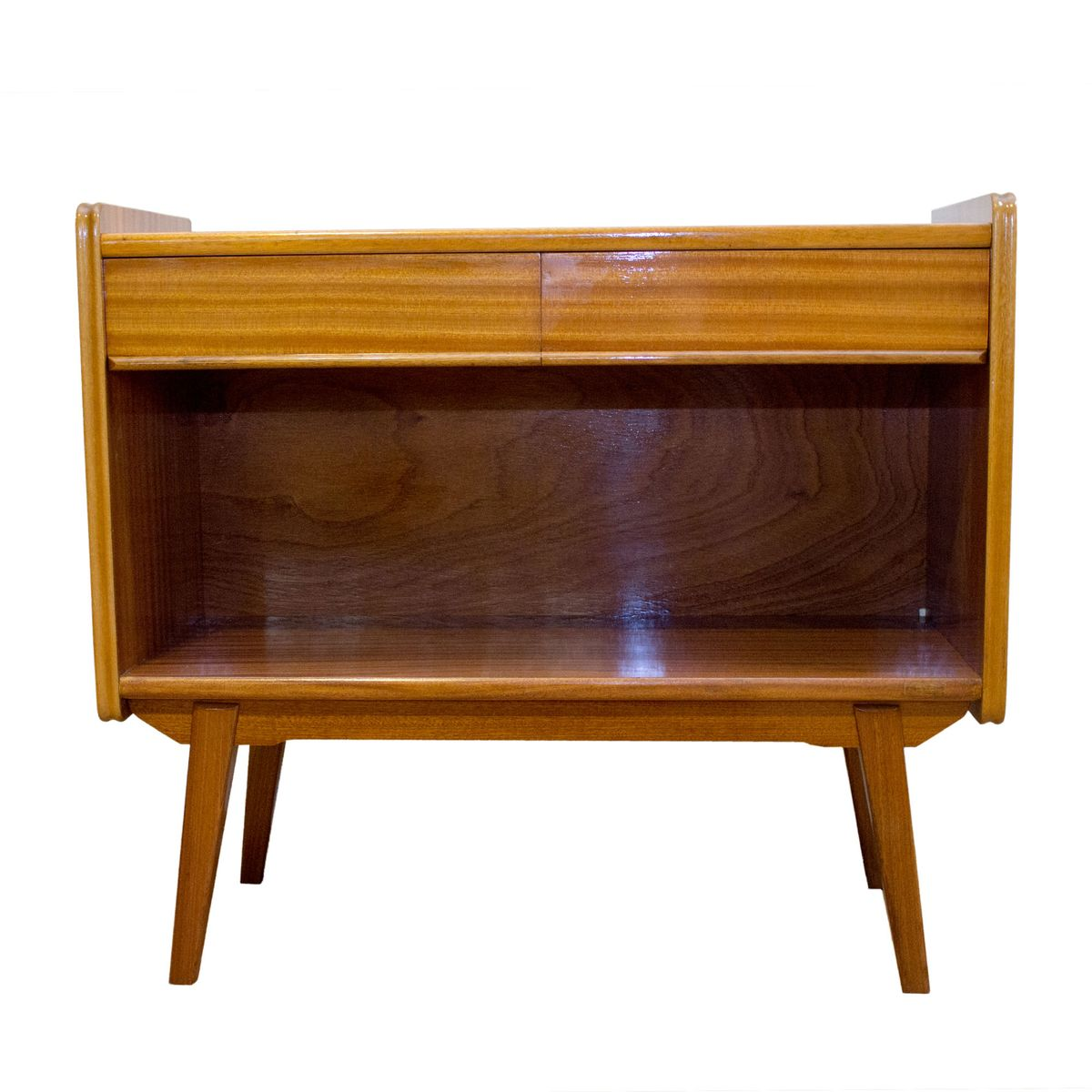 Small Mid Century Norwegian Cabinet From Ganddal
