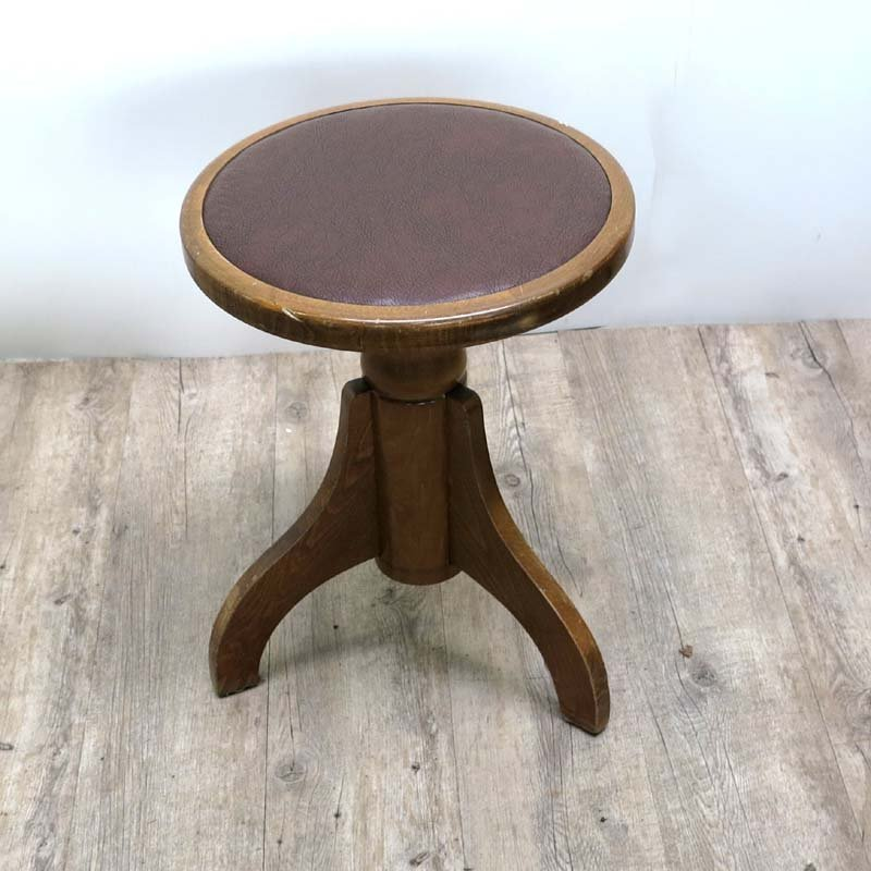 antique stools for sale antique nouveau swivel piano stool for at pamono 4132