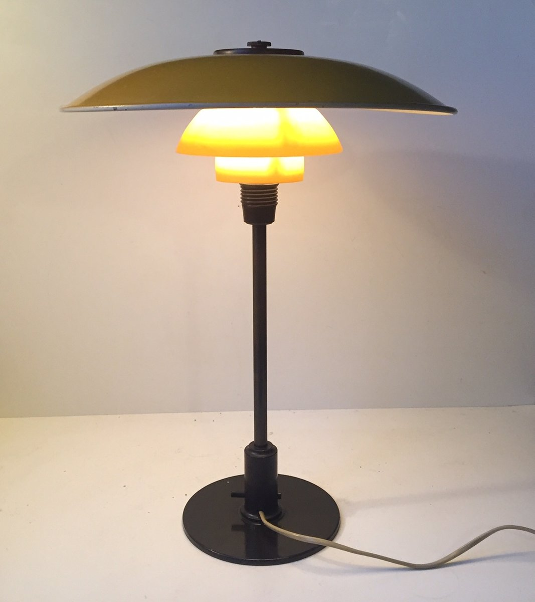 Ph 3 5 2 Table Lamp By Poul Henningsen For Louis Poulsen 1930s At Pamono
